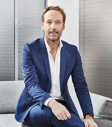 Peter Duine ist Global Subsegment Director for Offices bei Signify