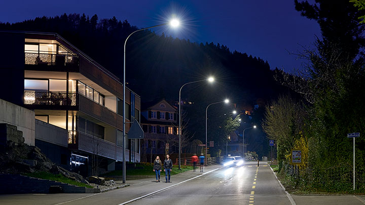 A sustainably designed city – Gaiserwald, Switzerland