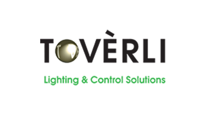 Logotipo de Tovèrli Lighting & Control Solutions