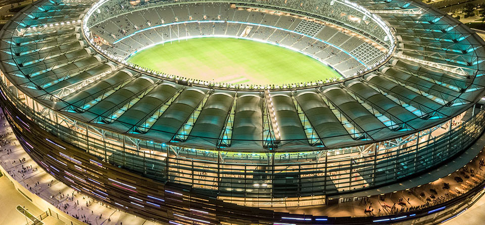 A focus on fan experience and new revenue streams – Optus Stadium