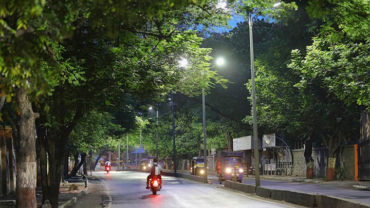 Smart lighting delivers energy savings and improve operational efficiency