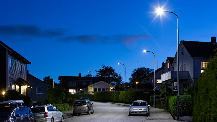 Joint vision brings smart lighting to citizens – Rogaland, Norway