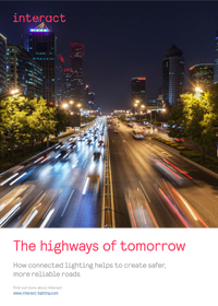 The highways of tomorrow brochure cover